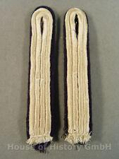 96083: Kriegsmarine, Paar Schulterstücke eines Fähnrich zur See