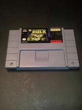 The Incredible Hulk (Super Nintendo Entertainment System, 1994) CART ONLY