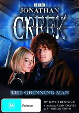 Jonathan Creek - The Grinning Man (2008 Christmas Special) NEW R4 DVD