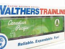 Walthers H0 931-1673 Boxcar Canadian Pacific 81046 OVP (Q4694)