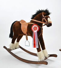 NEW Large Beautiful Handmade Rocking Horse TWISTER Schukelpfed SALE SALE SALE