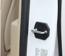 car Door Lock Buckle Cover 4pcs for FORD FUSION 2013 2014 for Focus 2012 - 2014