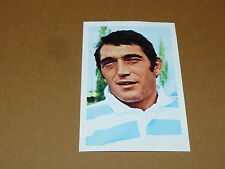 N°175 MOULIAN RACING CLUB FRANCE RECUPERATION AGEDUCATIFS RUGBY 1971-1972 PANINI