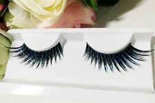NEW Handmade False Eyelashes Eye Lashes Dramatic Makeup Exaggerate Stage