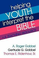 Helping Youth Interpret the Bible