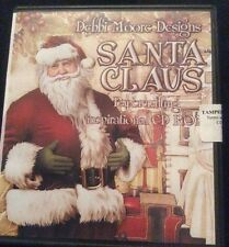 1 x Debbi Moore Designs Santa Claus Papercrafting Inspirational CD Rom Craft