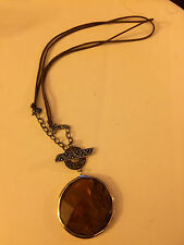 "SILPADA N2230 NEW! Sterling Silver ""Amber Waves"" Necklace - N2230 - NWOT!"