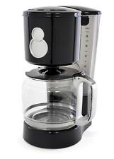 Lloytron E1712 Kitchen Perfected 12 Cup 800W 12 Cup Filter Coffee Maker - New
