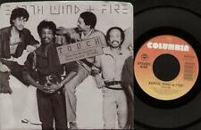 """EARTH WIND & FIRE Touch  7"""" Ps, Usa Issue, B/W Sweet Sassy Lady, 38-04329"""