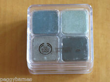 BODY SHOP SHIMMER CUBES PALETTE 22 NEW