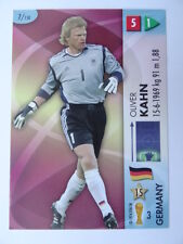 Panini FIFA World CUP 2006 GOAAAL! Football Card No 7 - Oliver Khan - Germany