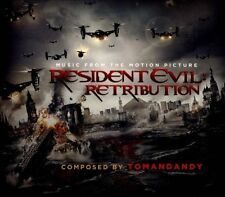 Resident Evil: Retribution [Music from the Motion Picture] [Digipak] * by...