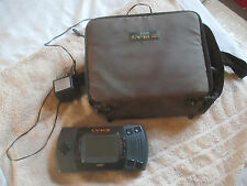 Atari Lynx Mark 2 console bundle avec PSU & officiel carry case