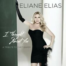 Elias,Eliane - I Thought About You (A Tribute to Chet Baker)