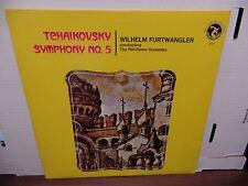 Tchaikovsky Symphony No.5 Wilhelm Furtwangler OL-8137 33rpm 081616DBE