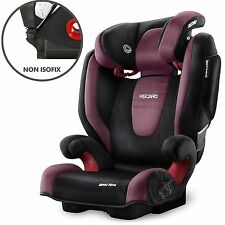 Recaro Monza Nova 2 Group 2/3 Child / Children's Car Booster Seat Violet