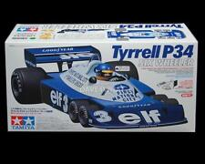 Tamiya 1/10 F1 TYRRELL P34 NATIONAL CITY R/C Car KIt # 49154 Discontinued MIB