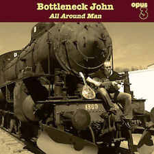 Bottleneck John/All Around Man-VINILE LP 180g audiophil