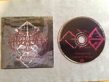 ENSLAVED - MAUDRAUM - BEYOND THE WITHIN - 2000 1PR CARDBOARD SLEEVE PROMO RARE!