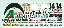 DECALS LANCIA STRATOS ALITALIA WINNER RALLY MONTECARLO 1975 1/43 RACING 43