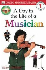 DK Readers: Jobs People Do -- A Day in a Life of a Musician (Level 1: -ExLibrary