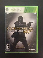 GOLDENEYE 007:  Reloaded - Xbox 360 Game