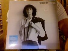 Patti Smith Horses LP sealed vinyl RE reissue remastered