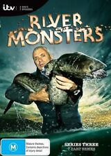 River Monsters Series : Season 3 : NEW DVD