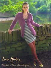 Louisa Harding ::Knitting book #7:: Winter's Muse Landscapes 45% OFF!
