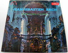 JEAN SEBASTIEN BACH - Toccata and Fuga In D Minor LP Renato Fait VEGA 30 10.130