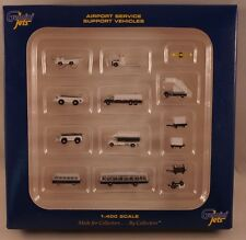 Gemini Jets Airport Service Support Vehicles 1/400 GJARPTSETA