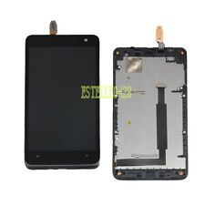 Complete LCD Screen With Digitizer on Frame for Nokia Lumia 625 Replacement