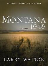 Montana 1948: A Novel Watson, Larry Paperback