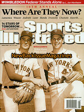 Sports Illustrated 7/09,Nolan Ryan,July 2009,NEW