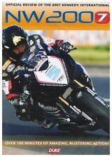 International Northwest 200 - Official review 2007 (New DVD) Motorcycle Sport