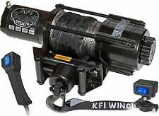 KFI STEALTH WINCH ATV/UTV 4500LB SYNTHETIC ROPE SE45 705105573267