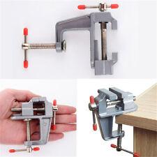1 x Miniatur Portable Jewelers Klemme an Tabellentool Bench Schraubstock Vice