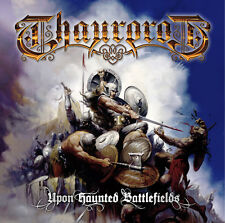 Thaurorod - Upon Haunted Battlefields CD 2010 limited digipack bonus track