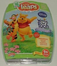 LeapFrog Baby Little Leaps Disney Winnie the Pooh DVD Interactive Learning Game