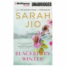 Blackberry Winter : A Novel by Sarah Jio (2013, CD, Unabridged)