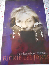 Ricky Lee Jones The Other Side Of Desire Promo Poster