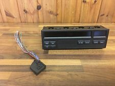 BMW E36 3 Series 8 Button OBC Computer w/ wiring - needs repair - 8357660