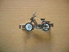 Krawattenklammer Hercules Prima 5S / 5 S Mofa silber silver Art. 1120 Moped