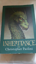 Christopher Paolini - Inheritance (Anglais)