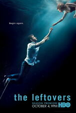 """DY00458 The Leftovers 1 2 - Justin Theroux Fantasy TV Series 14""""x21"""" Poster"""