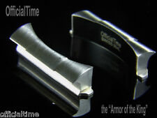 "OfficialTime Top Quality ""Armor of the King"" AK End Link for Rolex GMT Master"