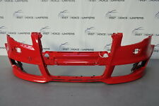 GENUINE AUDI RS4 B7 FRONT BUMPER