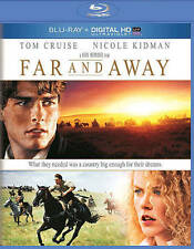 Far and Away (Blu-ray Disc, 2014, Includes Digital Copy UltraViolet)