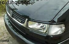 720854 ABS Plastic VW T4 Facelift long nose Eyebrows UK Stock