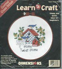 Cross Stitch 2 Learn a Craft Cheap Rent &Hummingbird